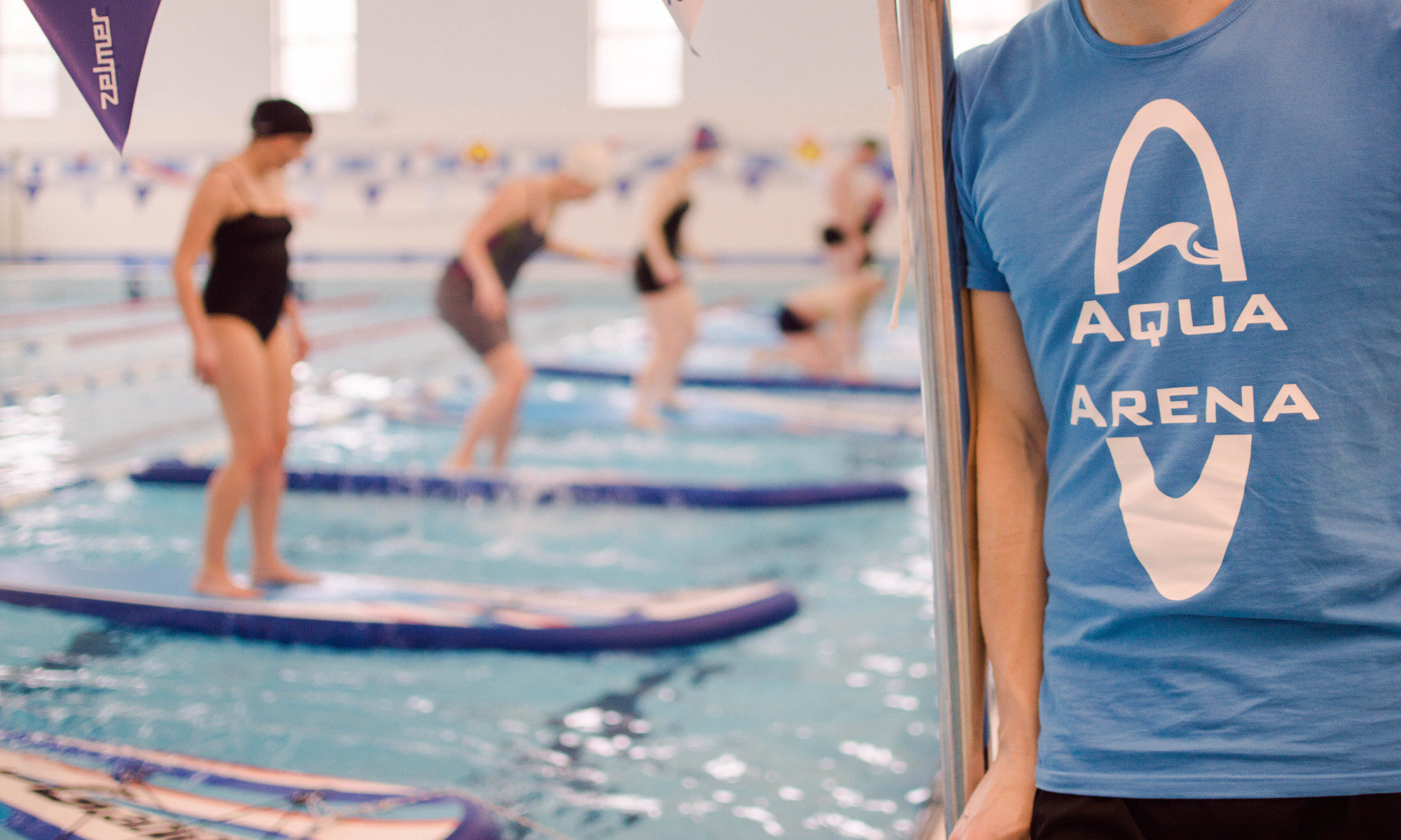 Aqua Arena Float Fitness